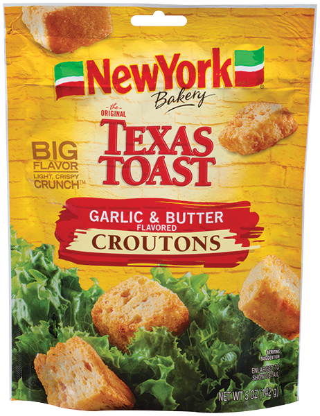 NY Bakery Garlic Butter Croutons