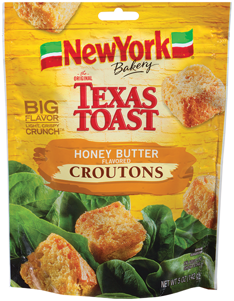 NY Bakery Honey Butter Flavored Croutons