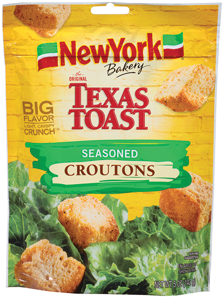 NY Bakery Seasoned Croutons 5 oz