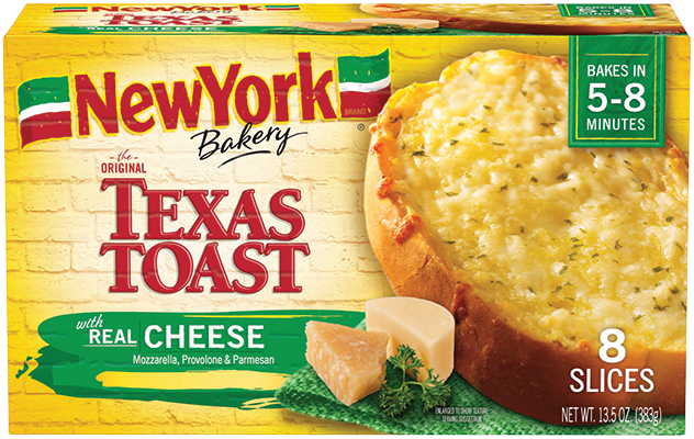 NY Bakery Texas Toast Real Cheese
