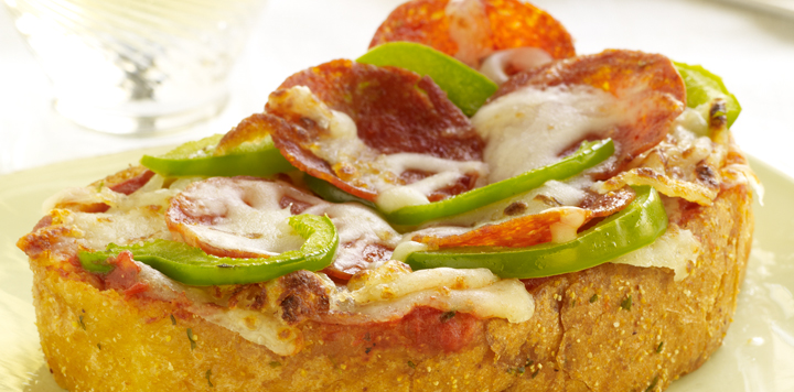 texas toast pizza recipe
